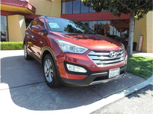 2014 Hyundai Santa Fe Sport for sale in Stockton, CA