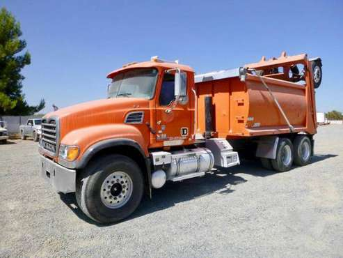 Dump Truck 2007 Mack Strong Arm Cummins Diesel 8LL * SPEC TRUCK for sale in Orem, UT