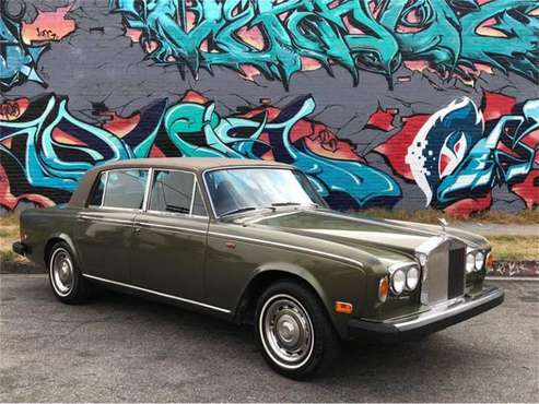 1975 Rolls-Royce Silver Shadow for sale in Los Angeles, CA