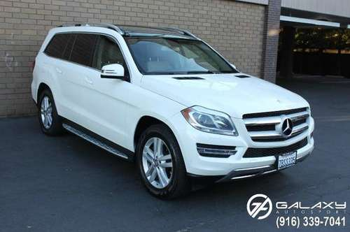 2013 Mercedes-Benz GL450 4MATIC - 3RD ROW SEATS - TOWING PKG - CAMERAS for sale in Sacramento , CA