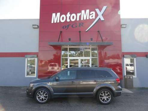 2016 Dodge Journey R/T * HEATED LEATHER * LOW MILES * LOADED! for sale in GRANDVILLE, MI