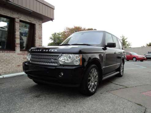 2009 RANGE ROVER SPORT 4.2L V8 SUPERCHARGER AUTOBIOGRAPHY 4x4 SUV for sale in Indianapolis, IN