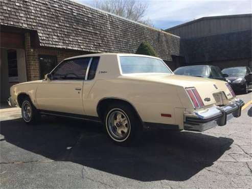 1980 Oldsmobile Cutlass for sale in Cadillac, MI