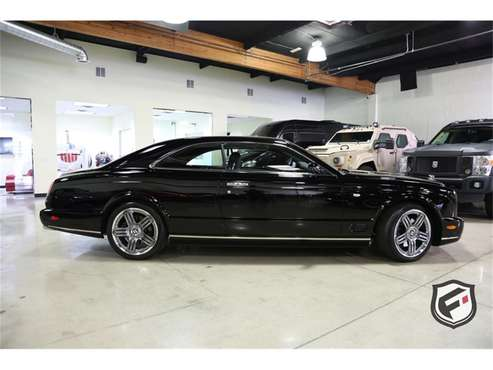 2009 Bentley Brooklands for sale in Chatsworth, CA