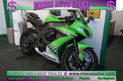 2010 KAWASAKI NINJA for sale in Pueblo, CO