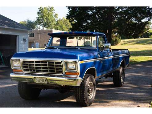 1974 Ford F250 for sale in Millersville, MD