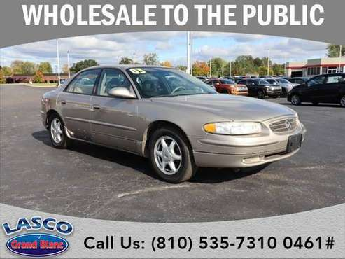 2003 Buick Regal LS - sedan for sale in Grand Blanc, MI