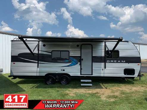 2018 RIVERSIDE DREAM 259RB for sale in Ozark, AR