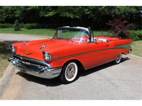 1957 Chevrolet Bel Air for sale in Roswell, GA