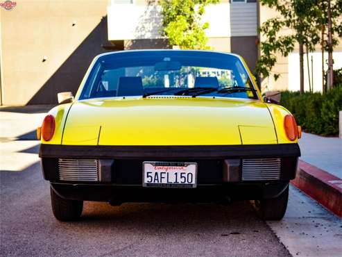 1974 Porsche 914 for sale in Marina Del Rey, CA