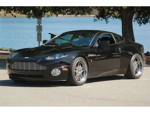 2003 Aston Martin Vanquish for sale in San Diego, CA