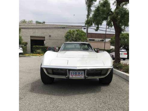 1970 Chevrolet Corvette for sale in Walnut, CA