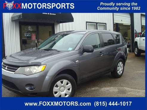 2007 Mitsubishi Outlander ES 2WD for sale in Crystal Lake, IL