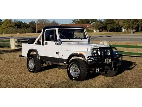 1984 Jeep CJ8 Scrambler for sale in Kerrville, TX