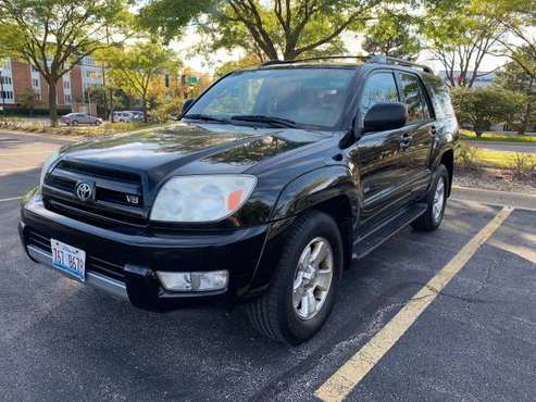 2003 TOYOTA 4RUNNER SR5 for sale in Wheeling, IL