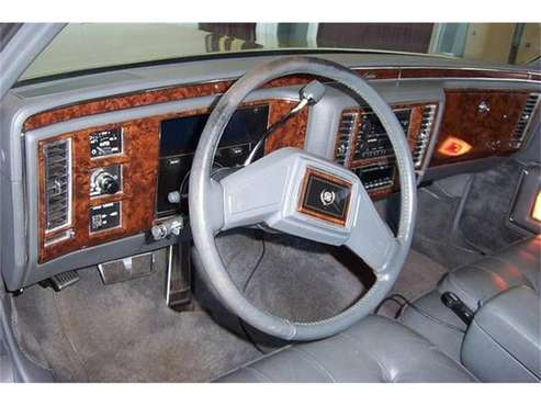 1990 Cadillac Brougham for sale in Cadillac, MI
