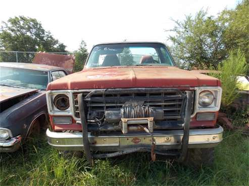 1976 Chevrolet Blazer for sale in Gray Court, SC