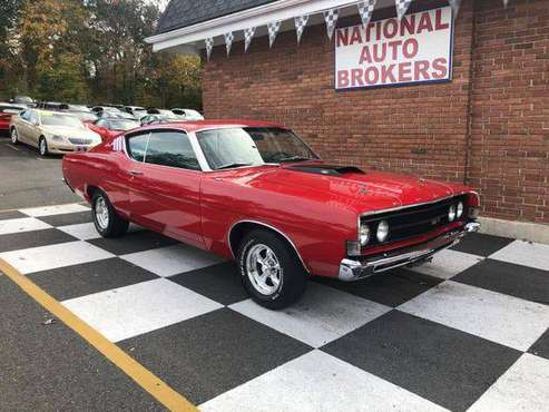 1969 Ford Torino GT (TOP RATED DEALER AWARD 2018 !!!) for sale in Waterbury, CT