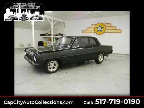 1967 Chevrolet Chevy II 2 Dr. for sale in Mason, MI