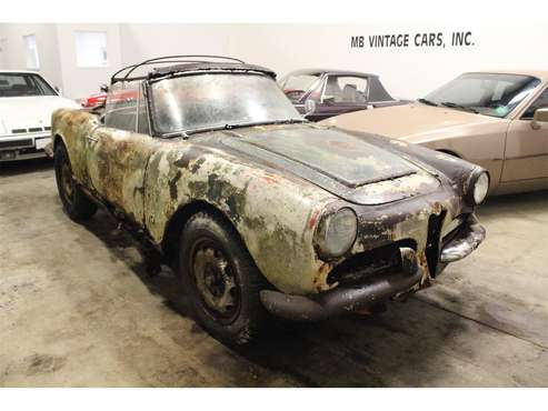 1963 Alfa Romeo Giulietta Spider for sale in Cleveland, OH