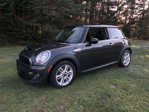 2011 MINI Cooper S **TURBO, SUNROOF, HEATED SEATS** for sale in Whitefield, NH