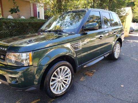 2010 Range Rover Sport HSE for sale in Roslyn, NY