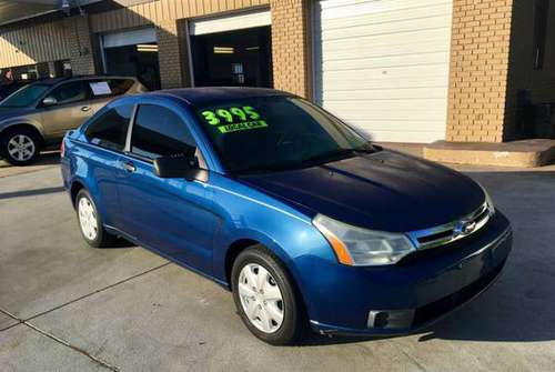 2008 FORD FOCUS COUPE AUTO AIR NO ACCIDENTS NON SMOKER NICE for sale in Sarasota, FL