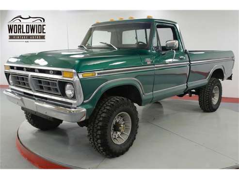 1977 Ford F250 for sale in Denver , CO