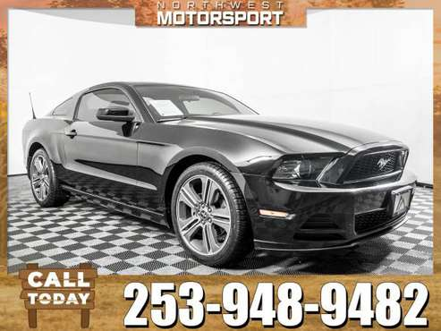 2014 *Ford Mustang* RWD for sale in PUYALLUP, WA