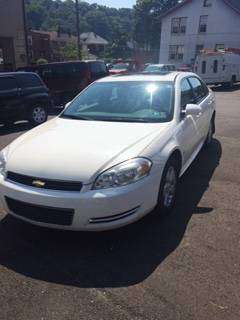 2009 chevy impala platinum edition clean car new inspection leather for sale in Mark 1 Auto Sales, PA
