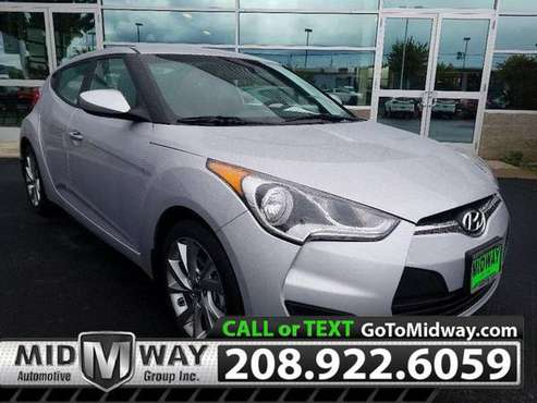 2016 Hyundai Veloster - SERVING THE NORTHWEST FOR OVER 20 YRS! for sale in Post Falls, ID