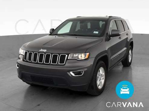 2017 Jeep Grand Cherokee Laredo E Sport Utility 4D suv Gray -... for sale in Knoxville, TN