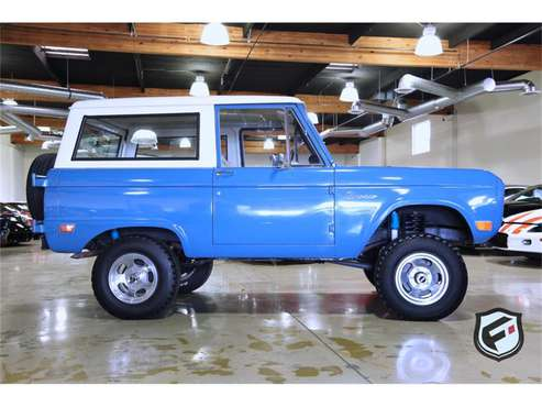 1968 Ford Bronco for sale in Chatsworth, CA
