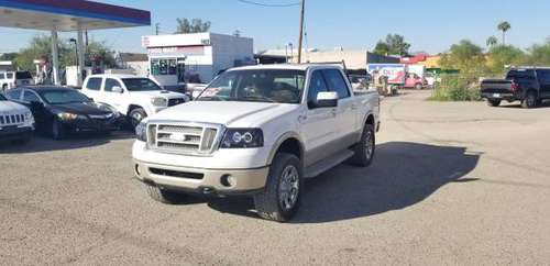 F-150 KING RANCH FOR SALE for sale in Tucson, AZ
