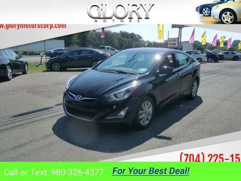 2012 Hyundai Sonata GLS 4dr Sedan 6A BLACK * AS LOW AS $1,295 DOWN * for sale in Monroe, NC
