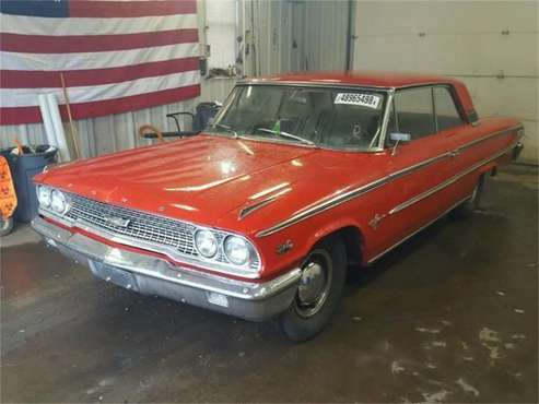 1963 Ford Galaxie 500 for sale in Cadillac, MI