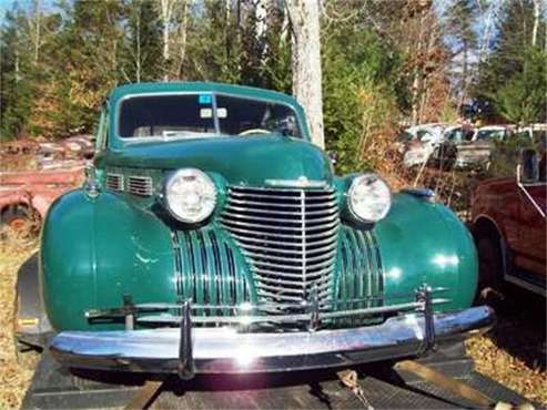 1940 Cadillac Series 60 for sale in Cadillac, MI