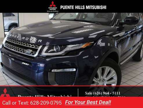 2016 Range Rover Evoque HSE *Navi*29k*Warranty* for sale in City of Industry, CA