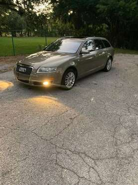2007 AUDI A6 AWD 6 CYL 138K ACTUAL MILES for sale in Fort Myers, FL