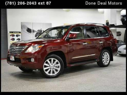 2008 Lexus LX 570 AWD for sale in Canton, MA