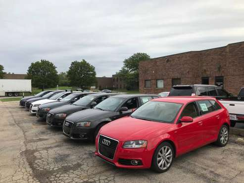 2011 Audi A3 TDI Warranty 4 to choose from for sale in Carol Stream, IL