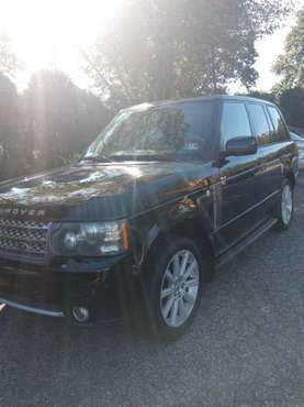 2010 RANGE ROVER SUPER CHARGED for sale in Cherry Hill, NJ