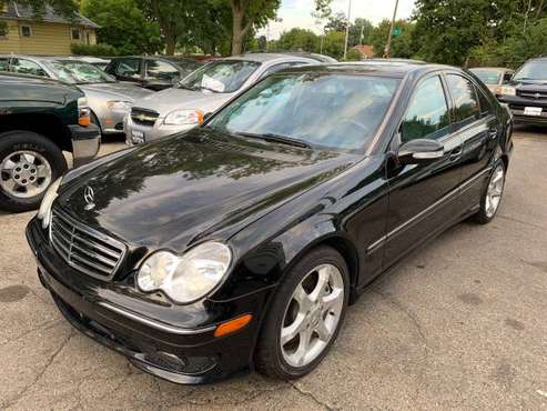 2007 MERCEDES BENZ C230 for sale in milwaukee, WI