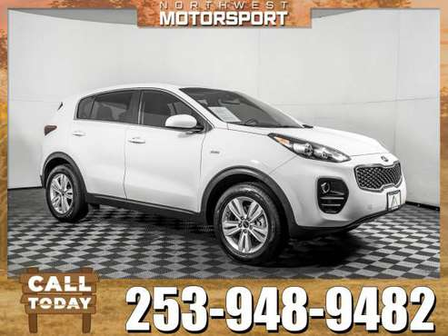 *WE BUY TRUCKS* 2019 *Kia Sportage* LX AWD for sale in PUYALLUP, WA
