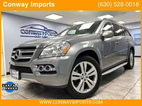 2010 Mercedes-Benz GL-Class GL450 AWD *NICE!!! $299/mo Est. for sale in Streamwood, IL