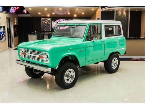 1969 Ford Bronco for sale in Plymouth, MI