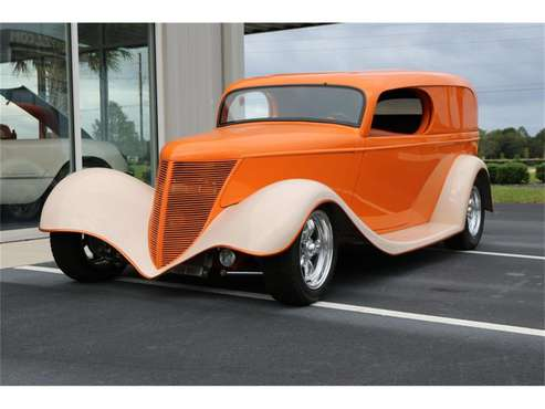 1934 Ford Custom for sale in Ocala, FL