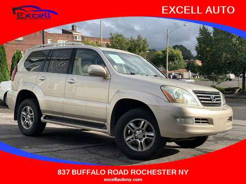 2008 Lexus GX - Financing Available! for sale in Rochester , NY