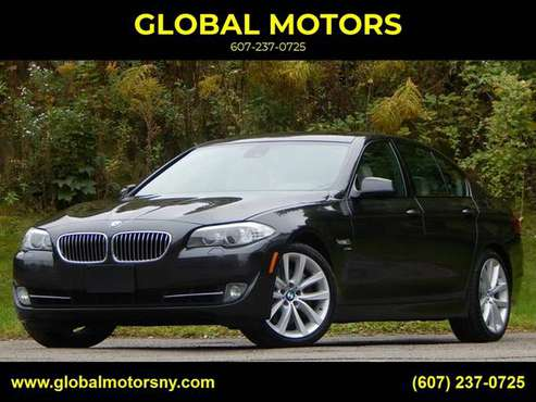 2012 BMW 535 I XDRIVE *FULLY LOADED*LANE ASSIT*QUALITY AWD SEDAN* for sale in binghamton, NY