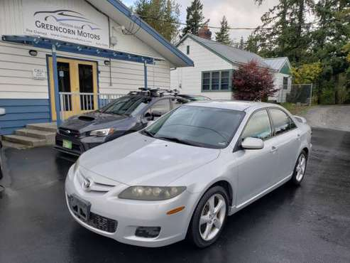 2007 Mazda 6 V6 Automatic! 140k one owner! runs good! for sale in Bellingham, WA